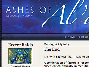 Ashes of Al'ar